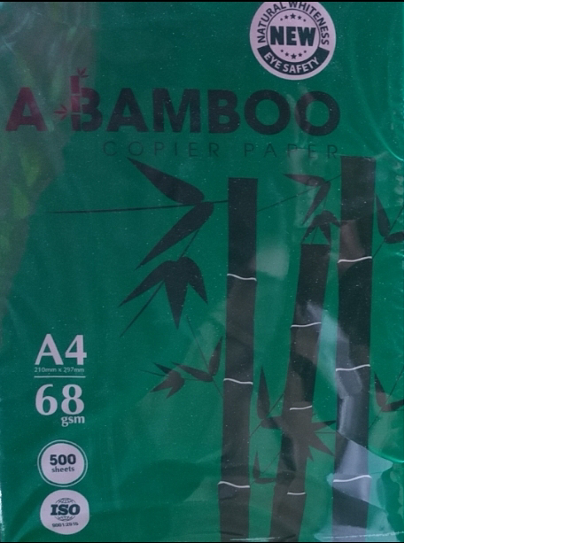 Giấy A-Bamboo 68gms
